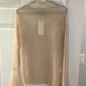Sheer shirt for sale